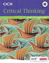 OCR A Level Critical Thinking (AS) student book + cd-rom