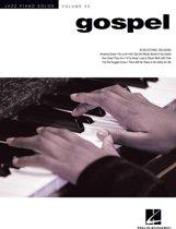 Jazz Piano Solos - Gospel