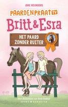 Paardenpraat tv Britt en Esra - Het paard zonder ruiter