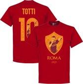 Francesco Totti 10 Roma Gallery T-Shirt - S