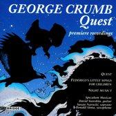 Crumb: Quest / Speculum Musicae
