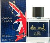 Playboy London for Men - 50 ml - Eau de toilette