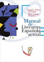 Manual de Literatura española actual