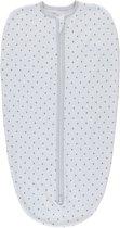 Swaddlebag Inbakerdoek - met stip - 3 - 6 maanden - 70 cm