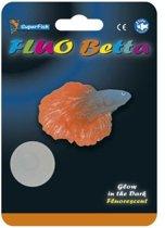 Superfish fluo betta voor in je fluo aquarium