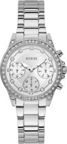 Guess Dameshorloge W1293L1 - 36 mm - Zilverkleurig