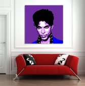 Prince Canvas Art 80/80cm