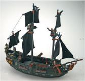 pirates of the carribean dead man's chest | The black pearl