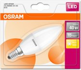 Osram Led Star Classic B LED-lamp Warm wit 5,7 W E14 A+