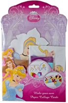Princess papiercollage maken dp11223
