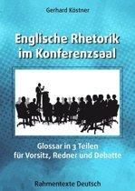 Englische Rhetorik im Konferenzsaal