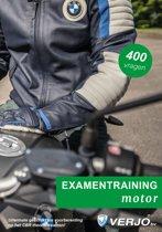 VERJO Examentraining motorfiets 400 vragen