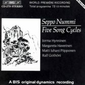 Nummi - 5 Song Cycles