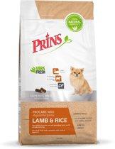 Prins Procare Mini - Lam & Rijst - Hondenvoer - 3 kg