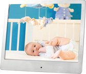 Rollei, Pictureline 8300 Digital Photo Frame (8 inch / 20,3 cm) (Silver)
