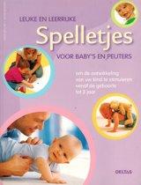 Leuke en leerrijke spelletjes voor baby's en peuters
