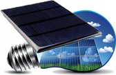 1 Stuk - 12V 1.5W 115x85mm Mini zonnepaneel