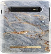 iDeal of Sweden Samsung Galaxy S10 Fashion Back Case Royal Grey Marble