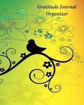 Gratitude Journal Organizer: My Journal of Gratitude