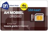 Prepaid simkaart - AH Mobiel op het netwerk van KPN