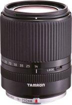 Tamron AF 14-150mm - F3.5-5.8 Di III - Geschikt voor Micro Four Thirds camera's - Zwart