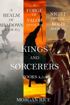 Kings and Sorcerers Bundle (Books 4, 5 and 6)
