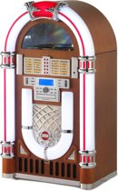 RICATECH RR2100 Full size Classic LED Jukebox Bluetooth