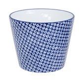 Tokyo Design Studio Nippon Blue Cup 8.3x6.5cm 180ml Raindrop