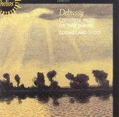 Debussy: Complete Music For Two Pianos