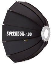SMDV Speedbox A80 Bowens