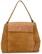Garance Bag Indian Brown Suede