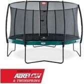 BERG trampoline Elite 380 + Safety Net Deluxe