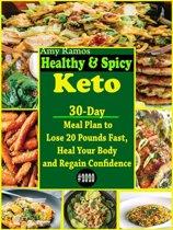 Healthy & Spicy Keto