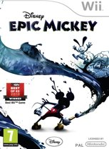 Disney's: Epic Mickey