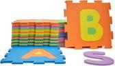 Foam Speelmat 86-delig Puzzelmat XXL