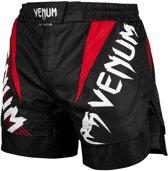 Venum NoGi 2.0 Fightshorts Black / Red-L