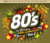 80's The Definitive Hits Collection - Vol. 2
