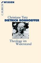 Boek cover Dietrich Bonhoeffer van Christiane Tietz (Onbekend)