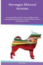 Norwegian Elkhound Activities Norwegian Elkhound Tricks, Games & Agility. Includes