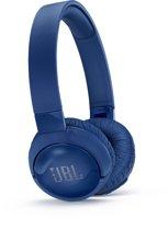 JBL Tune 600BT NC - Draadloze on-ear koptelefoon met noise cancelling - Blauw