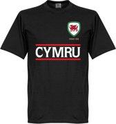 Cymru Team T-Shirt - XL