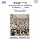 Beethoven: Modlinger Dances, Contredanses, etc / Dohnanyi