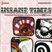 Insane Times: 25 British Psychedelic Artyfacts from the EMI Vaults