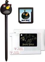 Angry Birds Stylus Set 3 Pieces Zwart