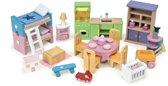 Le Toy Van Poppenhuismeubels Startset - Hout