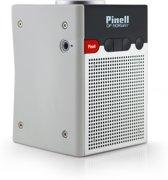 Pinell Go - DAB+ Radio - Wit