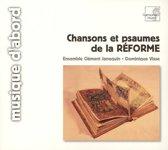 Chansons & Psaumes De La Reforme