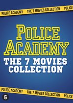 DVD cover van Police Academy - The 7 Movies Collection