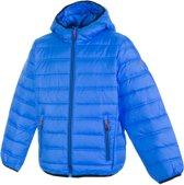 Campagnolo Capuchonjas jongens Sportjas - Maat 140  - Unisex - blauw/oranje