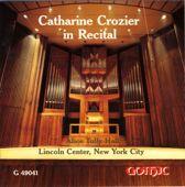 Catharine Crozier in Recital